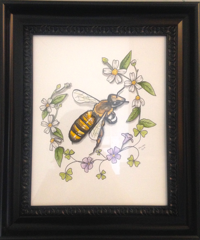 Bees and Weeds