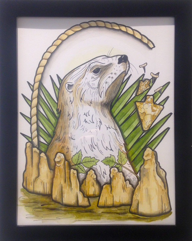 Otters and Artifacts