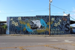 Tampa Heights mural