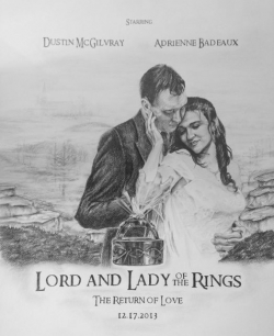 Lord and Lady of the Rings